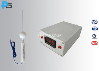 1mm IP40 Test Probe Kit Wire 1N Force Equipped With 42V Electrical Indicator IEC60529