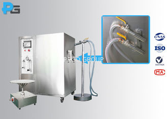 IP05 IP06 Water Ingress Protection Testing Equipment PLC Support With Third Lab Calibration